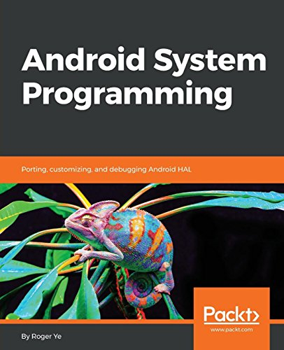 Pdf Download Android System Programming Porting Customizing And
