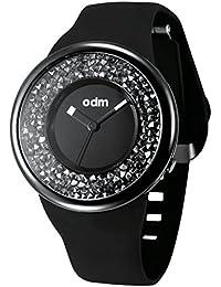 Odm Reloj para mujer, sertie de swarovski, diseño de holograma