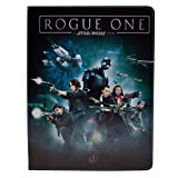 Apple iPad 2,3,4 Folio Star Wars Hülle/Schützendes PU Leder Smart Flip Hülle/iCHOOSE / Rogue One Plakat - Gruppe