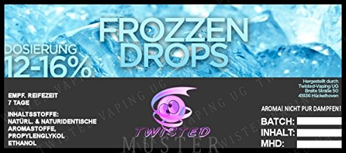 Preisvergleich Produktbild Twisted Aroma Frozzen Drops