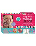 #10: Ekta Nail Style Salon Kit For Girl Kids 8+ Years/ Birthday Gift For Girls
