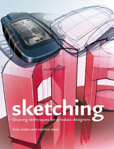 Sketching (12th printing): Drawing Techniques for Product Designers by Eissen, Koos, Steur, Roselien unknown edition [Hardcover(2009)]