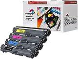 4 Toner Kompatibel zu Brother TN241- TN 245 MFC-9142CDN DCP-9022CDW MFC-9342CDW, MFC-9332CDW HL-3150CDW HL-3170CDW