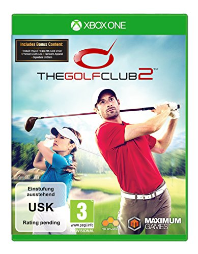 The Golf Club 2 - [Xbox One] (Playstation Golf 4 Spiele)