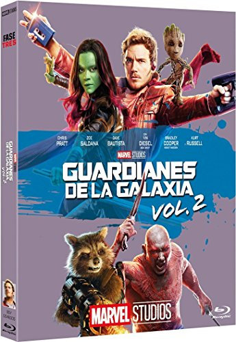 Foto de Guardianes De La Galaxia - Vol. 2 [Blu-ray]