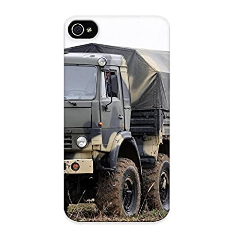 36cb25d448 1998 Kamaz 6350 Mustang Military Semi Tractor Fashion Tpu Case Cover For iphone 6 4.7 Series by kobestar