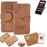 K-S-Trade 360° Cover cork Case for Allview X4 Soul Mini S
