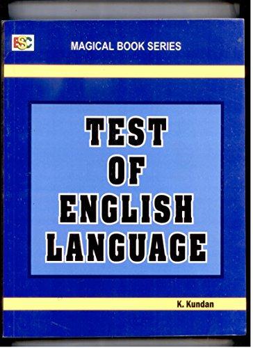 Test of English Language (Magical Book Series)