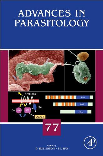 Advances In Parasitology por None epub