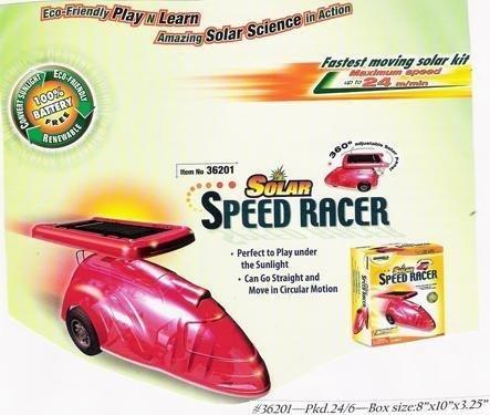 Phil Seltzer Greenex Solar Speed Racer Activity Eco Friendly Solar Science: Green Science