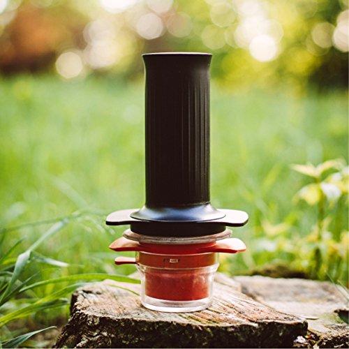 Cafflano Kompresso, Handheld Espresso Maker