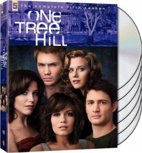 Les Frères Scott : L'intégrale de la saison 5 - Coffret 5 DVD [Import belge]