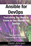 Ansible for Devops: Everything You Need to Know to Use Ansible for Devops