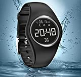 Best Pedometer Watches - Calorie Counter, IP68 Swim Watch Waterproof Activity Tracker Review