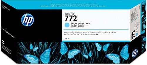 Preisvergleich Produktbild HP 772 cyan hell Original Tintenpatrone