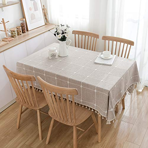 Furnily Rectangle Tablecloth 140...