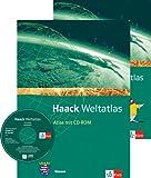 Haack Weltatlas. Ausgabe Hessen Sekundarstufe I: Atlas mit CD-ROM und Arbeitsheft Kartenlesen Klasse 5-10