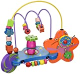 Manhattan Toy Whoozit Cosmic Bead Maze Activity Toy