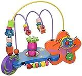 Manhattan Toy Whoozit Cosmic Bead Maze Activity Toy
