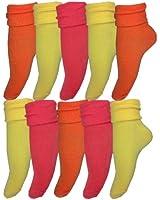 **Bon Marché** Chaussettes des Filles 10 paires