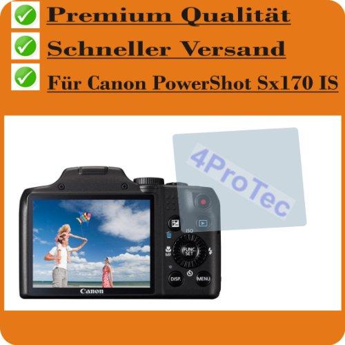 2x-canon-powershot-sx170-is-displayschutzfolie-bildschirmschutzfolie-kristallklar-von-4protec