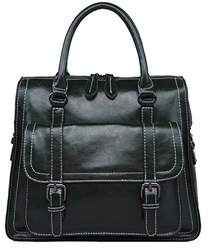 saierlong-womens-cross-body-bag-handbag-tote-dark-green-cow-leather-motorcycle-bag-burnished-soft-su