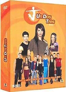 Un, dos, tres : L'intégrale saison 1 - Coffret 5 DVD