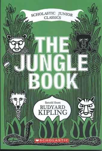 The Jungle Book (Scholastic Junior Classic)