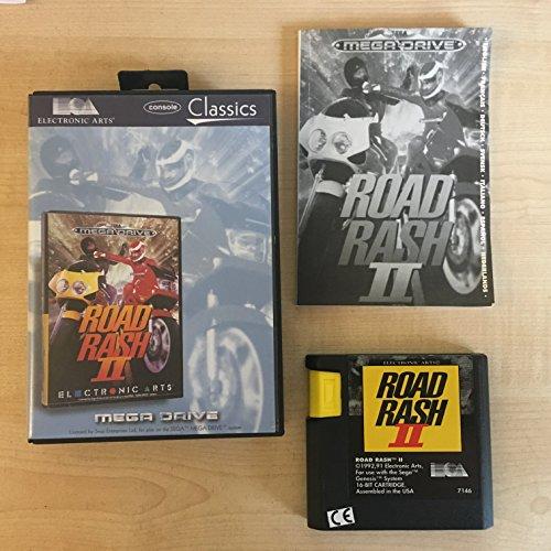 Road Rash 2 (classics) - Megadrive - PAL