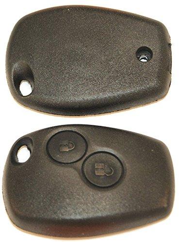 KLEMAX Coque de clé Adaptable Renault Laguna, Renault Clio référence: REN21