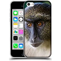Super Galaxy Soft Flexible TPU Slim Fit Cover Case // V00003899 sykes monkey mount kenya // Apple iPhone 5C