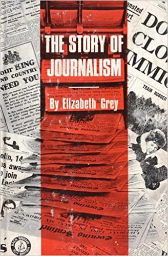 the cover of story of journalism