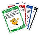 Karten-Trinkspiel GLOP Klamotten