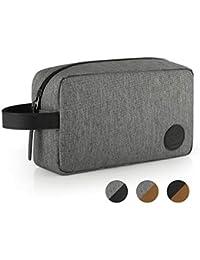 6b9f8fbb542f GAGAKU Travel Toiletry Bag Waterproof Dopp Kit Wash Gym Shaving Bag for Men