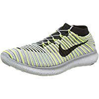Nike Uomo Free Rn Motion Flyknit Scarpe Running