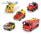 Dickie Toys 203094002 Feuerwehrmann Figur, Mehrfarbig