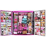 Tabu Party Girl Doll and Her Personal Style Wardrobe Set - Black