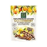 Terrafertil Prima Cubiertas De Chocolate Goldenberries 75G - Paquete de 6