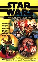 Jedi Sunrise (Young Jedi Knights) by Kevin J. Andersen (2003-08-01)