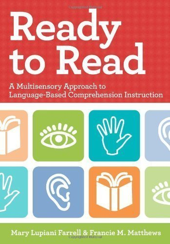 Ready to Read Comprehension is the edition by Farrell Ph.D., Mary, Matthews PhD, Francie published by Brookes Publishing (2010) Paperback