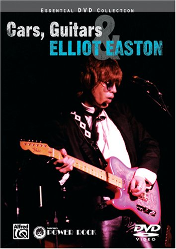 Price comparison product image Cars,  Guitars And Elliot Easton [DVD] [2006]