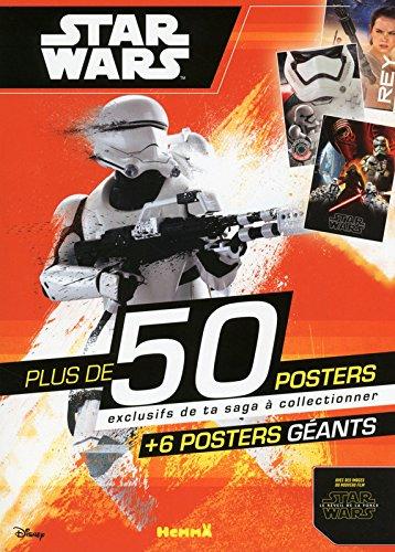 Disney Star Wars - Le Réveil de la Force Ep VII - Plus de 50 posters
