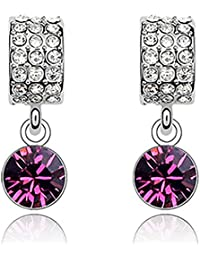 """Young & Forever Valentine Gifts Special Timeless Treasure """"Beautiful Soul"""" Crystals From Swarovski Dangle & Drop..."""
