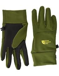 North Face Etip Glove - Guantes  unisex, color verde, talla M