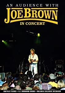 Joe Brown: An Audience With Joe Brown In Concert [DVD]
