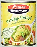 Sonnen Bassermann Wirsing-Topf, 3er Pack (3 x 800 g Dose)