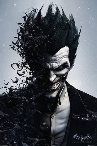 Batman Arkham Origins Joker Maxi Poster