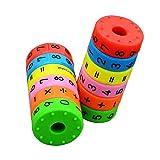 Chunyang Magnetische Mathematik Lernzylindernummern Spielzeug Kindergarten Pädagogische Intelligenz Arithmetik Spielzeug