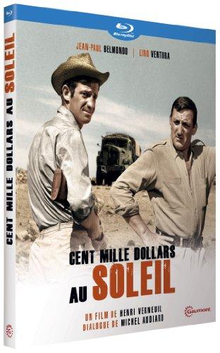 Cent mille dollars au soleil [Blu-ray] [FR Import] (Au-dollar)
