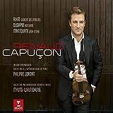 21st century violin concertos; Rihm, Dusapin, Mantovani |